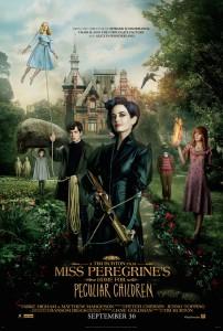 Arvostelu: Tim Burtonin uusi Neiti Peregrine -elokuva ei pelasta ohjaajan uraa