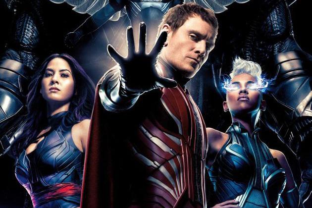 Voita omaksesi kaikki kuusi X-Men-elokuvaa blu-ray-pakettina