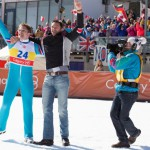 Voita omaksesi Eddie The Eagle -blu-ray