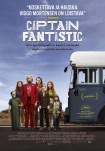 Arvostelu: Elämä on juhla Viggo Mortensenin paluuelokuvassa Captain Fantastic