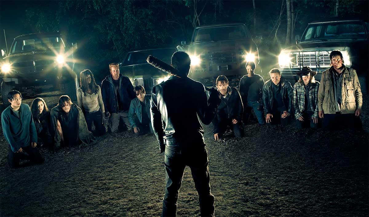 Spoileri: Nyt tiedämme kenet Negan tappoi The Walking Deadissa