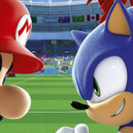 Mario & Sonic at the Rio 2016 Olympic Games – ui sinisessä altaassa (Wii U)