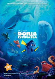 Arvostelu: Doria etsimässä on kelpo jatko-osa Nemo etsimässä -hitille