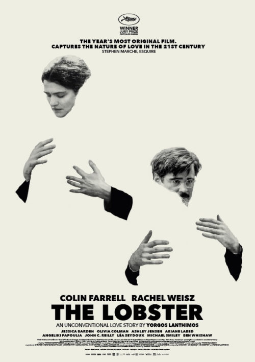 Arvostelu: The Lobster on Colin Farrellin hauskin elokuva