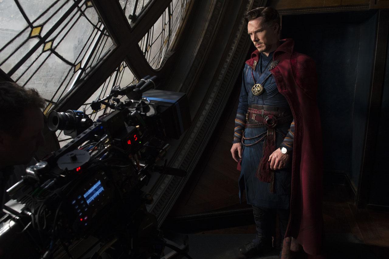 Tältä näyttää Marvelin uutuusleffa Doctor Strange: 10 kuvaa, 6 julistetta ja 1 traileri