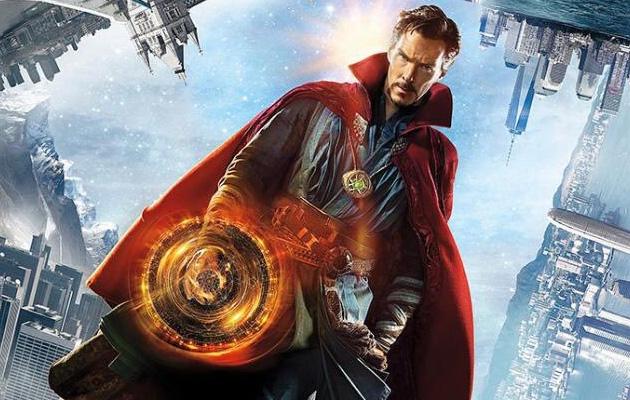 Maagista on moneksi: Esittelyssä Marvel-sankari Doctor Strange