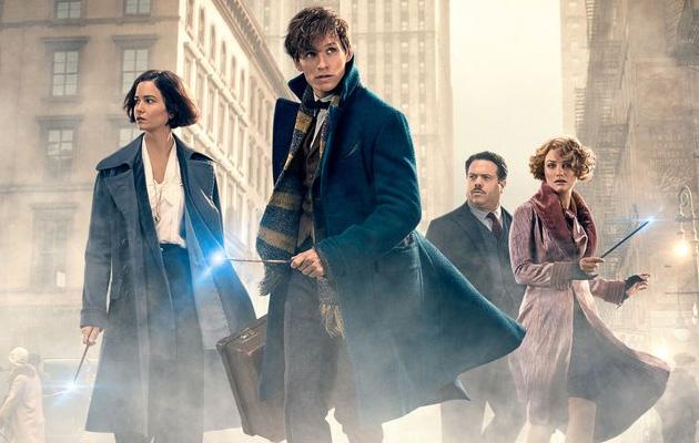 Harry Potter -fanien aamu alkaa ilopissalla: Ihmeotusten uusi traileri pistää New Yorkin matalaksi