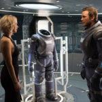 Chris Pratt ja Jennifer Lawrence avaruudessa: Passengersin traileri julkaistiin