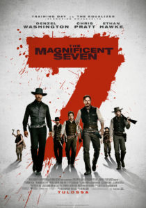 Arvostelu: Huipputähtien The Magnificent Seven on hyvä 2000-luvun lännenelokuva