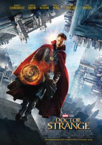 Arvostelu: Doctor Strange ei räjäytä tajuntaa, mutta Benedict Cumberbatch on mainio Marvel-sankari