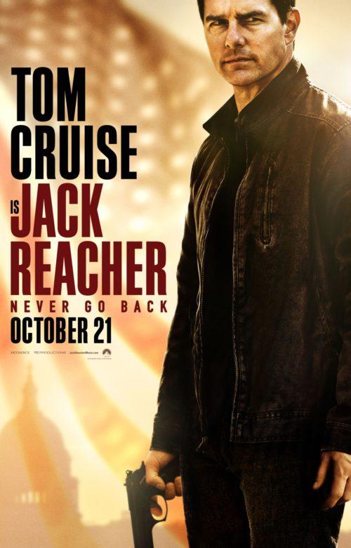 Arvostelu: Jack Reacher: Paluu päämajaan on ensimmäistä osaa parempi Tom Cruise -mäiskintä