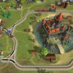 Train Valley lähestyy junien maailmaa hektisen puzzleilun kautta (Linux, Mac, PC)